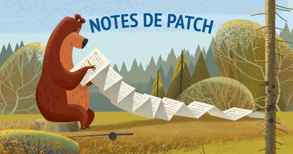 patchnote